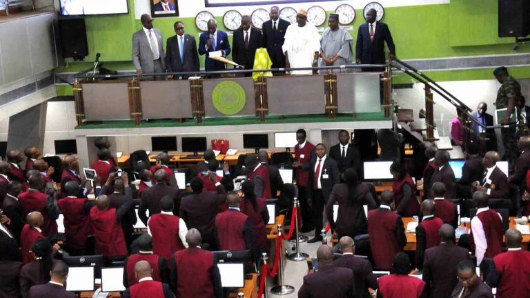 NSE market capitalisation improves by N89bn