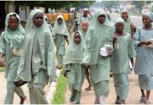 8.2m pupils covered by Buhari's school feeding programme - Presidency