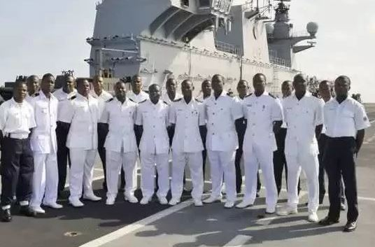 Nigerian Navy relocates logistics college, armament school, others to hinterland