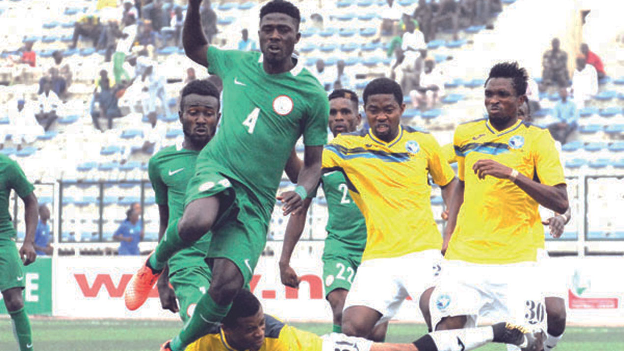 ab630a4b6 Yusuf to ring changes as Super Eagles move camp to Abuja