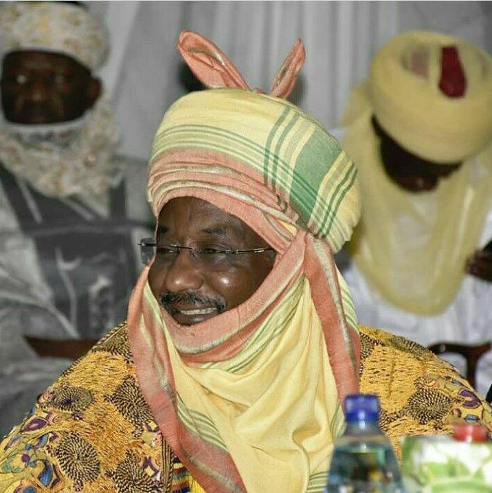 Emir of Kano Muhammadu Sanusi II