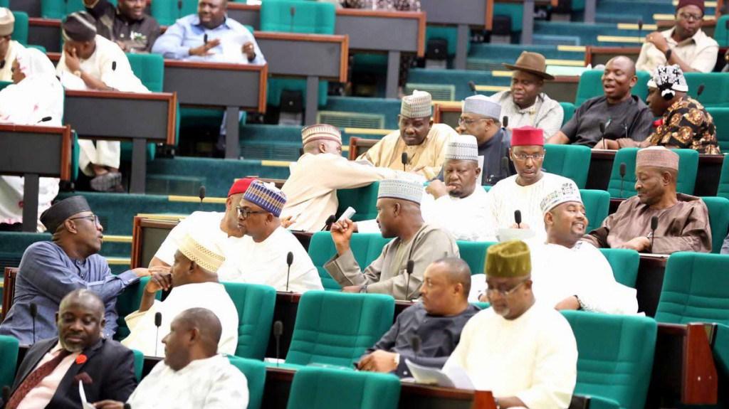 House of Reps, Buhari