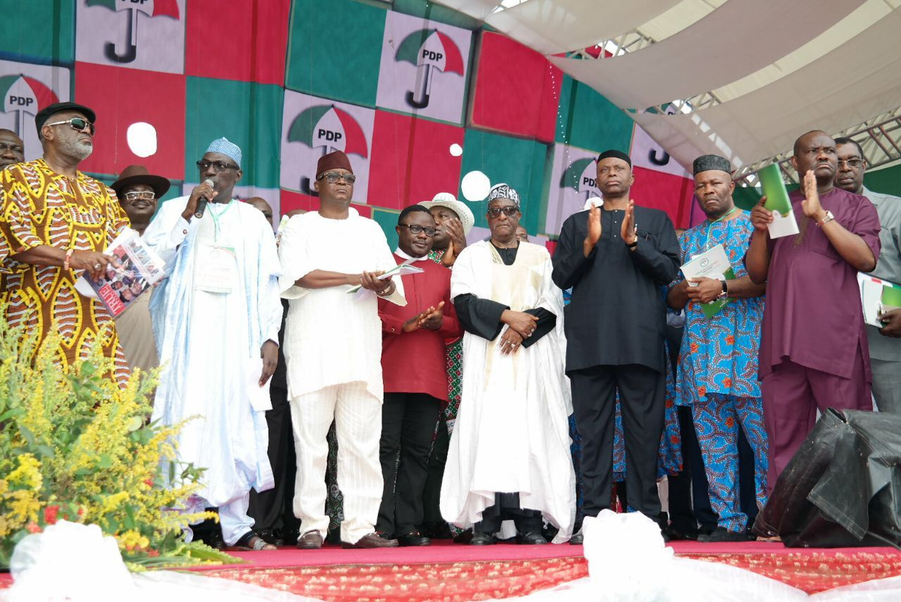 PDP begs Nigerians for forgiveness, wants another chance