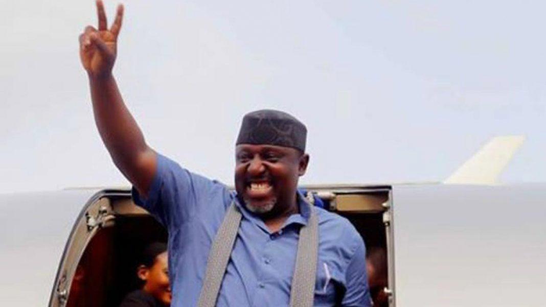 Governor Rochas Okorocha of Imo State