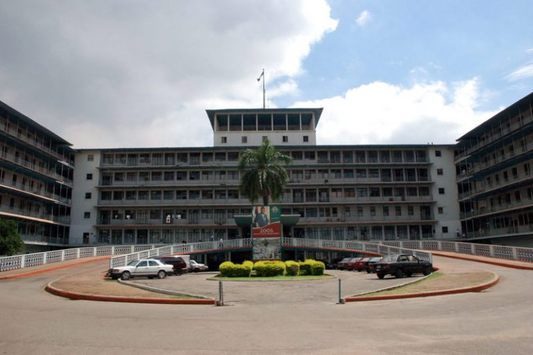 UCH geriatric centre treats 13,000 patients in 12 months