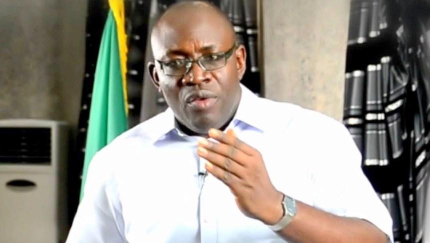 Governor Serieke Dickson of Bayelsa State