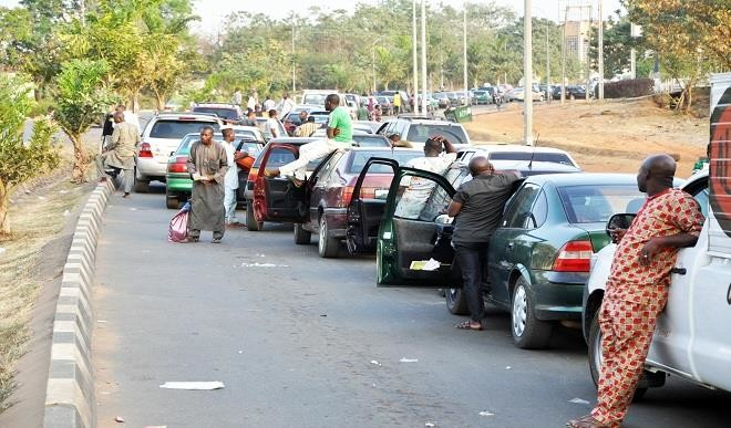 Fuel scarcity: NSCDC seals 2 filling stations in Niger