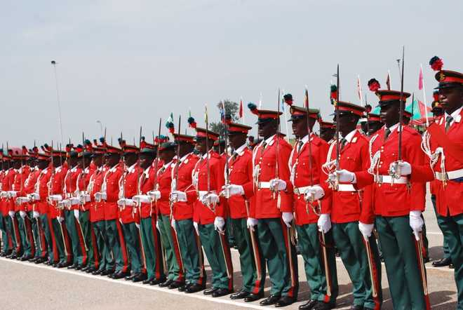 Nigerian Army releases Short Service shortlists [FULL LIST]