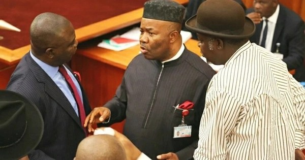 Convention: How PDP Senators, Reps members allegedly exchanged blows in Akpabio's house