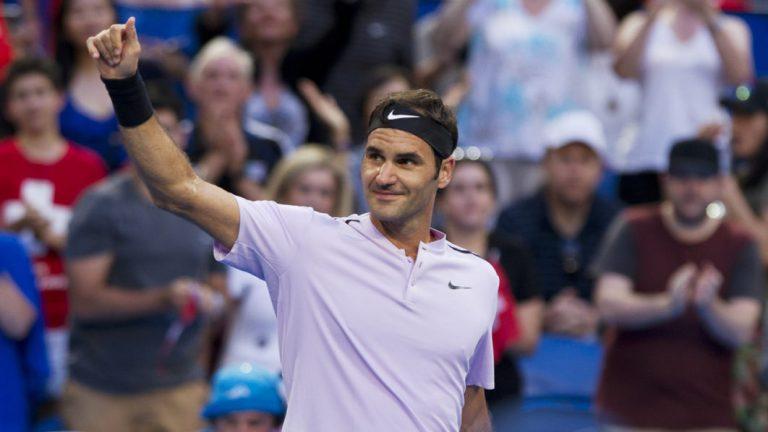 Federer into Australian Open final as Chung retires injured