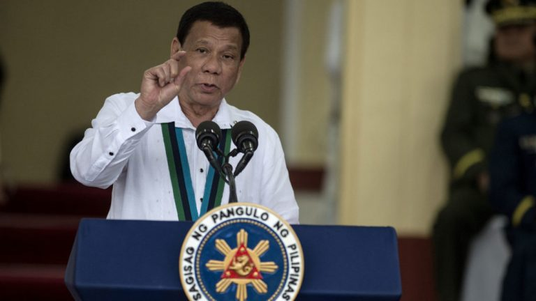 """Philippines president sacks government official over """"excessive"""" foreign travels"""