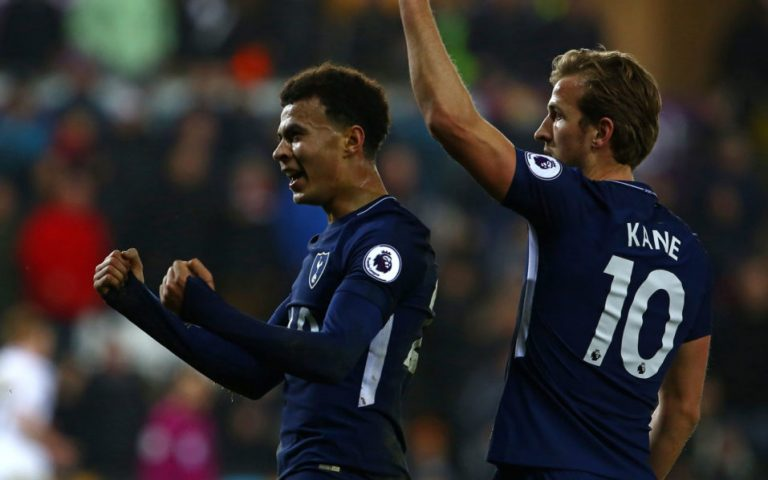 Spurs chief says Kane, Alli not for sale