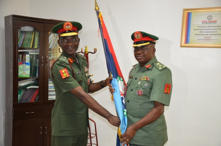 Nigerian military appoints new spokesperson