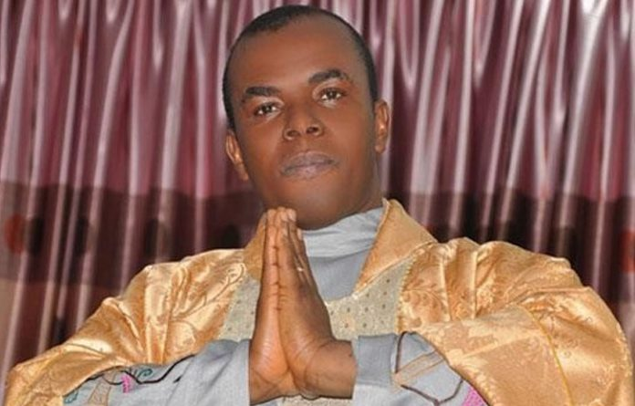 Mbaka reportedly goes missing