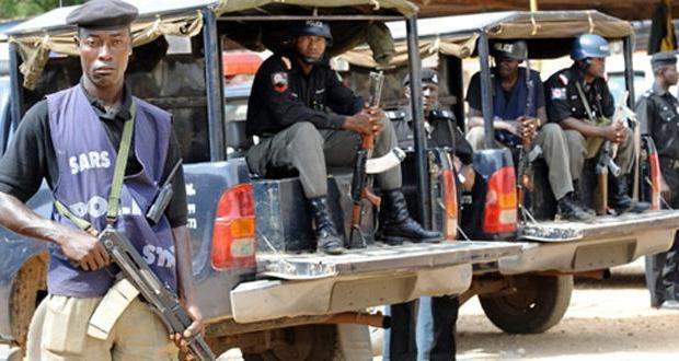 Gunmen invade police station in Niger, free criminals