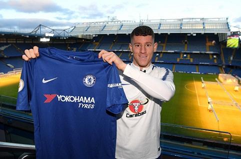 Chelsea complete £15m deal for Ross Barkley