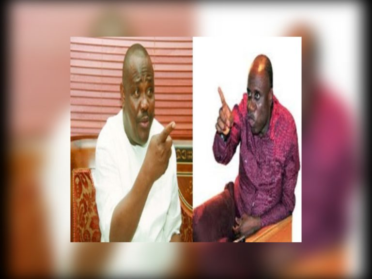Amaechi slams Wike over New Year's crossover casualties