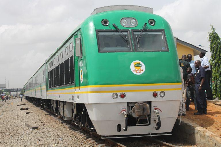 NRC reacts to 'gun attack' on Abuja-Kaduna train, says kids threw stone at windows