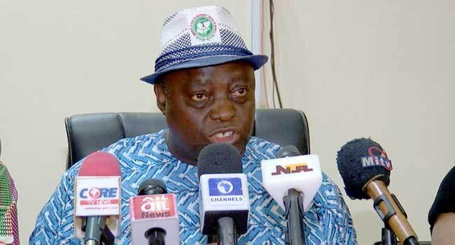 Biobelemoye Josiah, National Chairman of JOHESU