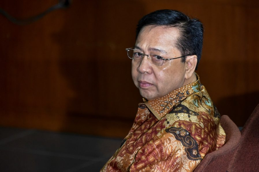 Corruption Case: Ex-Indonesian speaker jailed for 15 years