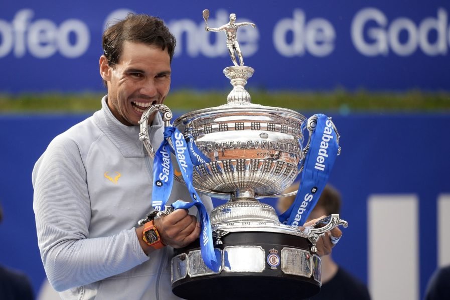 Heaven Eleven: Nadal Takes 11th Barcelona Title