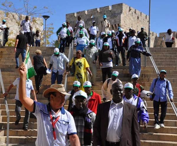 Nigerian Christian pilgrims will perform 2021 pilgrimage at Jordan, not Israel – NCPC boss