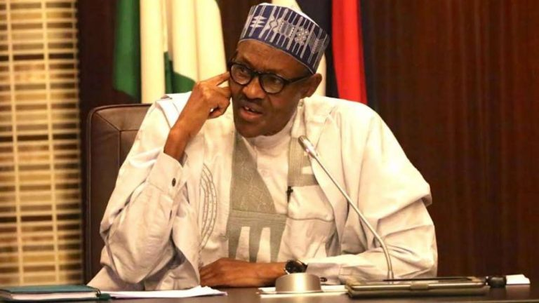 House of Reps in rowdy session over calls for Buhari's impeachment