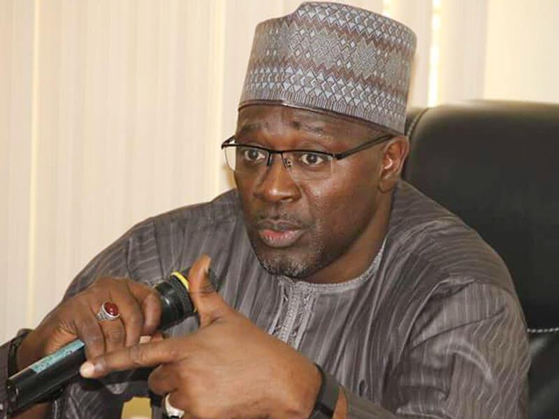 NBC Director General, Ishaq Modibbo Kawu