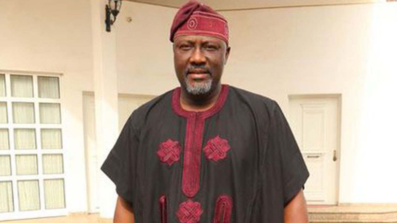 Senator Dino Melaye arrested at Abuja airport