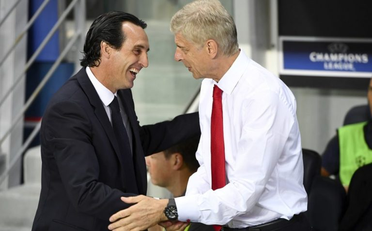 Unai Emery succeeds Wenger as Arsenal manager