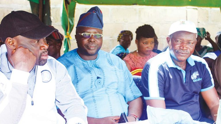 Ajimobi lauds Ilaji Stadium owner, pledges government's support for investors