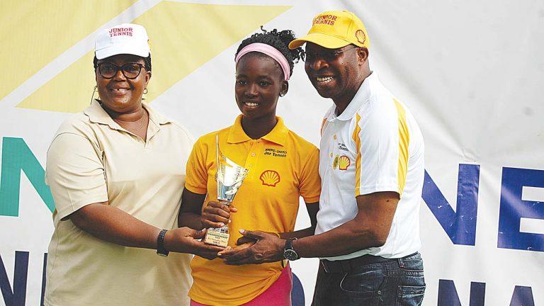Ekiti sweeps five titles at the SNEPCo  Junior TennisChampionship Finals