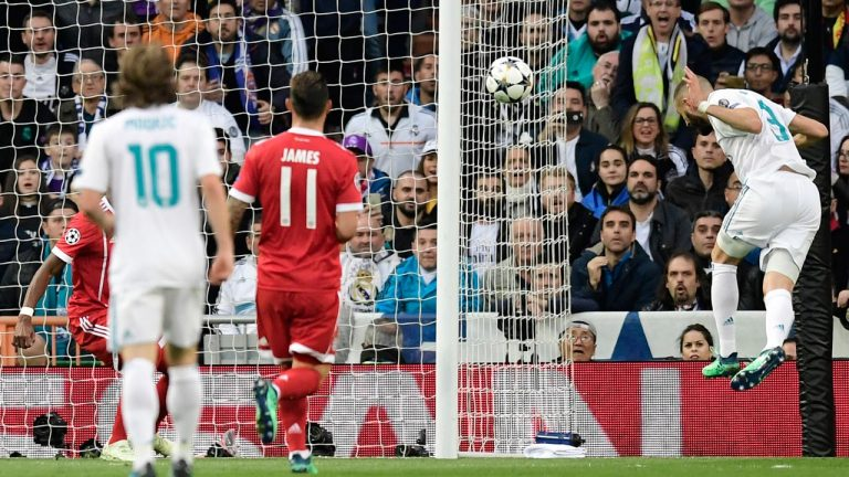 Real Madrid battles to third straight UCL final