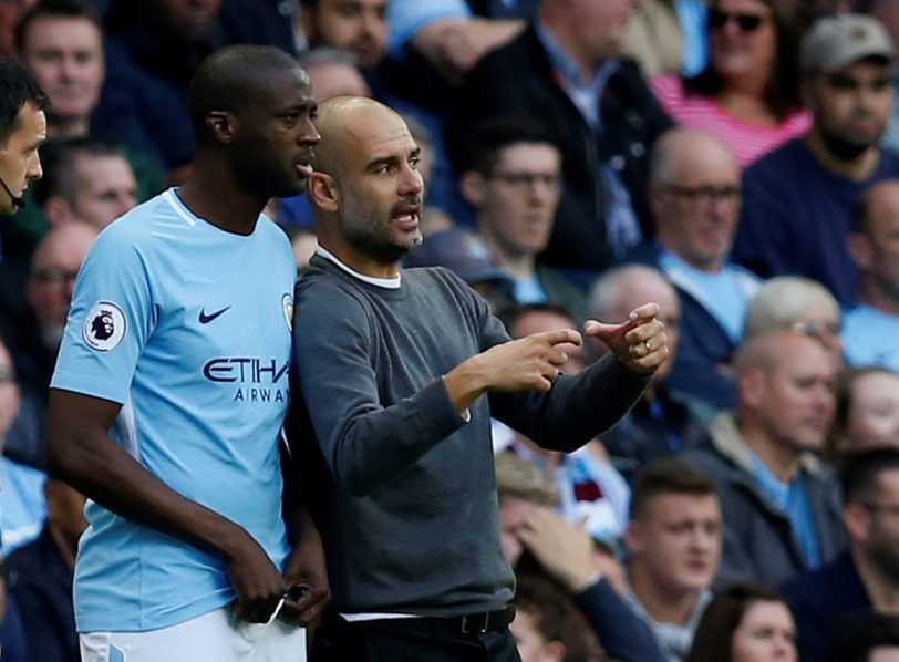 Yaya Toure to leave Manchester City at end of season