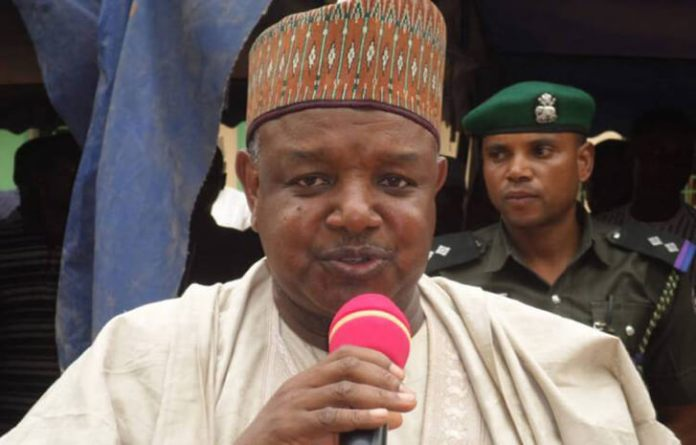 Abubakar Atiku Bagudu, Kebbi state governor