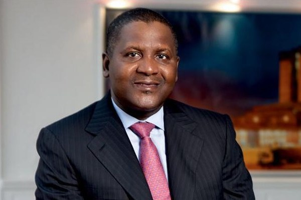 Ghana, other African countriesto start buying petroleum products from Dangote refinery