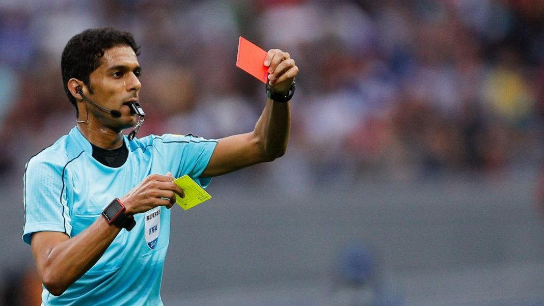 Saudi Arabia proscribes World Cup referee over bribery, petitions FIFA