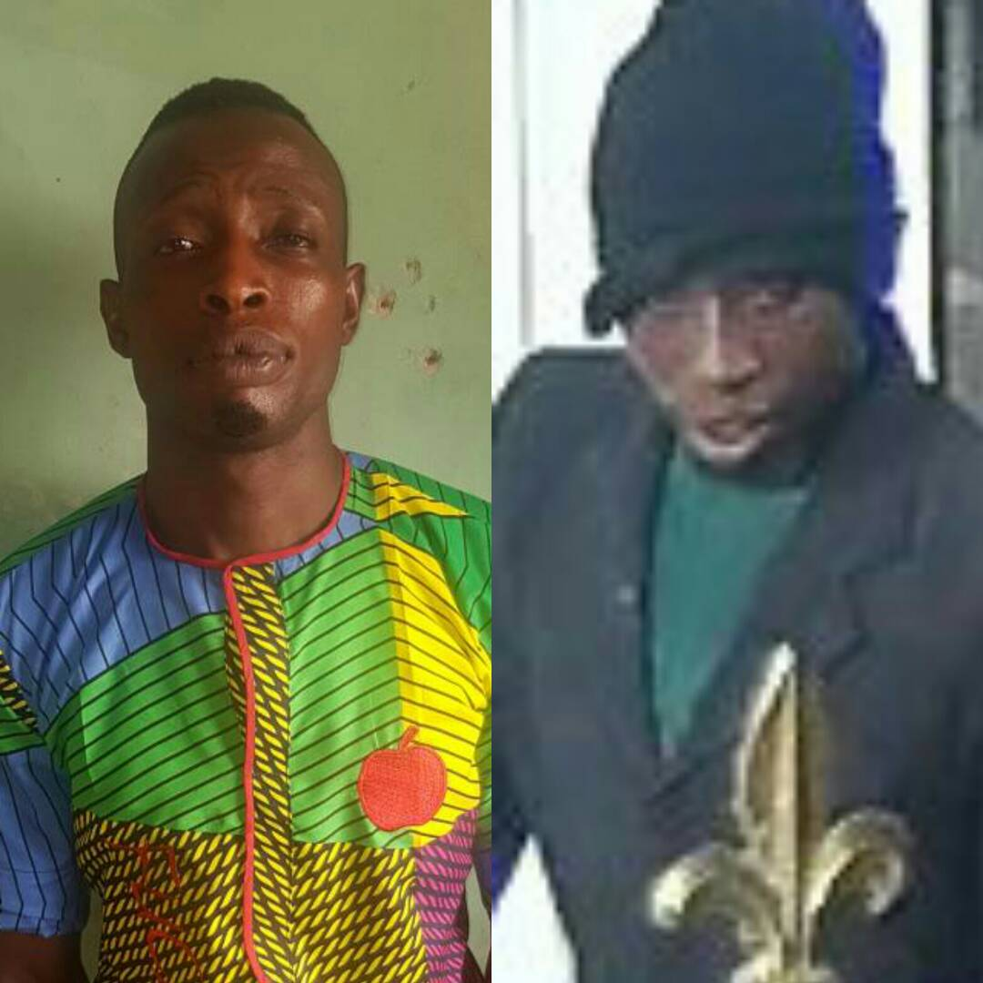 BREAKING: Police capture most wanted Offa armed robbers