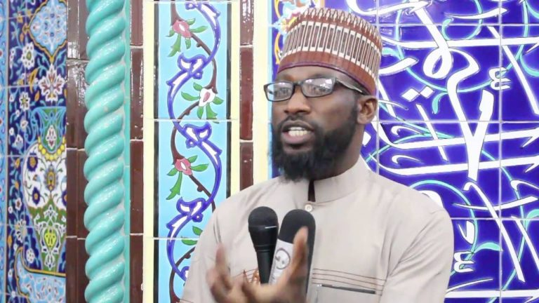 FRIDAY SERMON: I am a Muslim and unapologetically so!, by Abu Jabir Abdullah