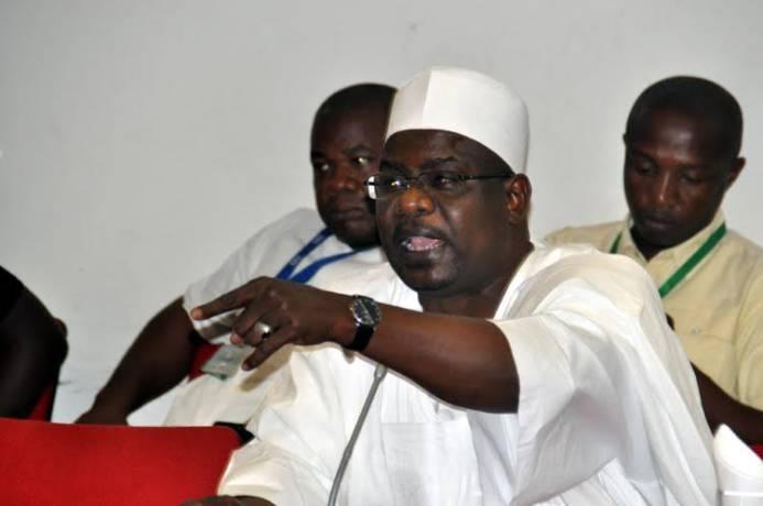 Senator Mohammed Ali Ndume