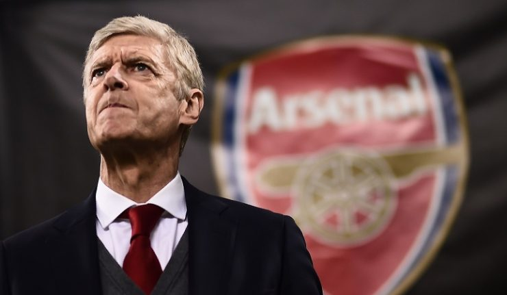 It's not easy to say goodbye – Wenger