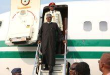 APC ward congress: Buhari expected back in Abuja today