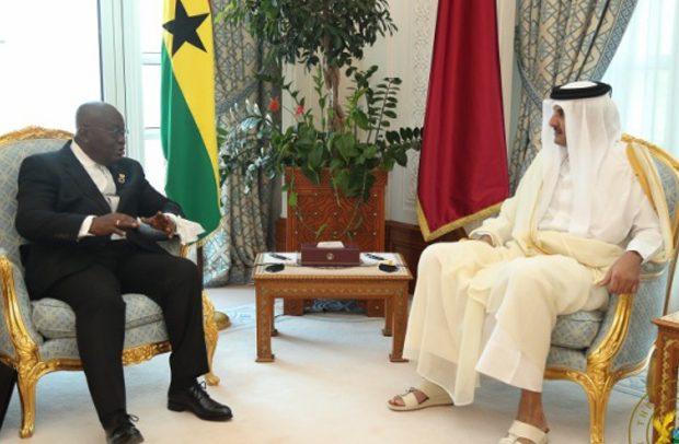 "Ghana opens embassy in Qatar after decades of ""progressive'' ties"