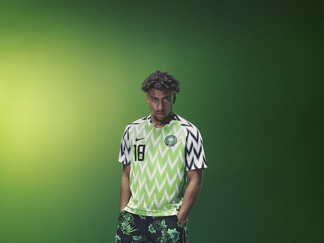 Super Eagles Jersey sells out in three minutes