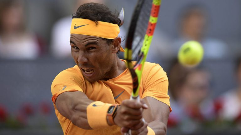 Nadal edges closer to 11th French Open crown by reaching quarter-finals