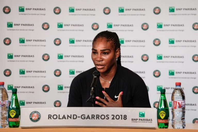 Serena faces Wimbledon fight as Paris party falls flat