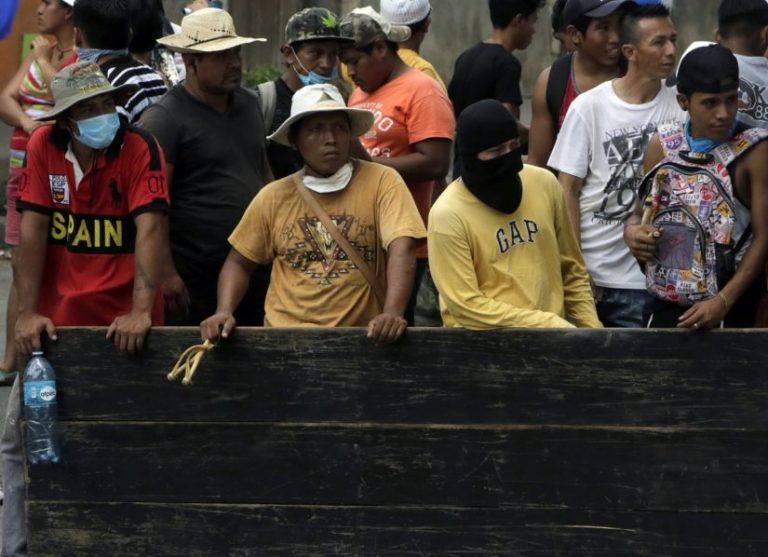 Nicaraguan government calls for new talks after 5 more protest deaths