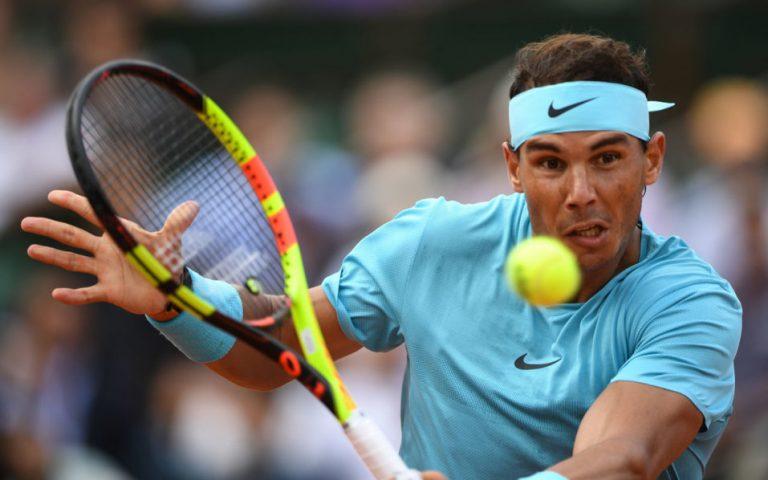 Nadal, Sharapova eye French Open semi-finals