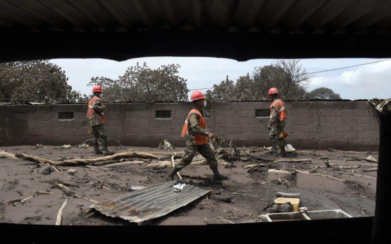 Guatemala volcano toll reaches 109
