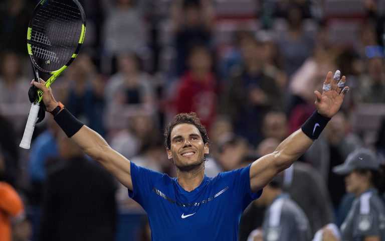 Thanks for the memories: Rafael Nadal's 10 French Open triumphs